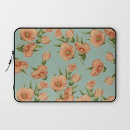 The Earth Laughs in Flowers Laptop Sleeve