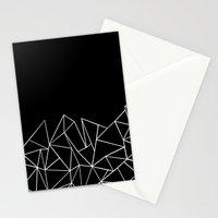 Ab Peaks Stationery Cards