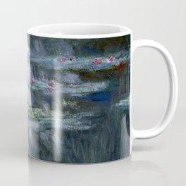 Monet - Water Lilies (Nymphéas), 1907 Coffee Mug