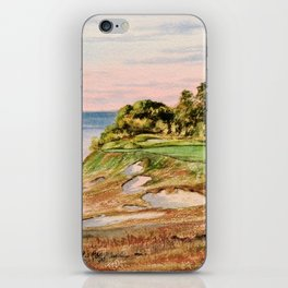 Whistling Straits Golf Course iPhone Skin