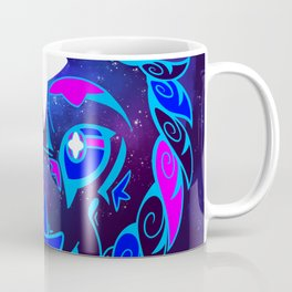 Galaxy Cats - North Star Coffee Mug