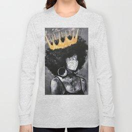 Naturally Queen II Long Sleeve T-shirt