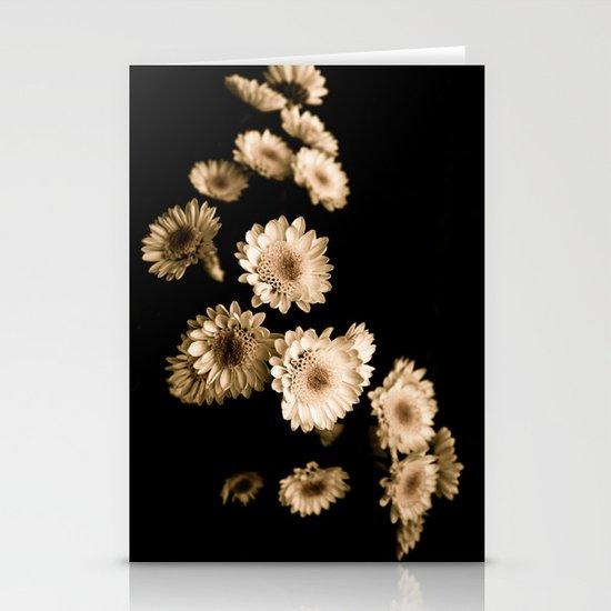FLOWERS III Stationery Cards