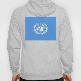 United Nations Flag Hoody