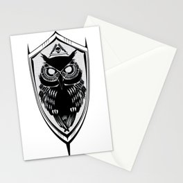 A.S.O. Stationery Cards