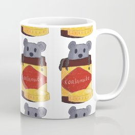 Koalamite | vegiemite illustration Coffee Mug