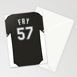 Jace Fry Jersey Stationery Cards