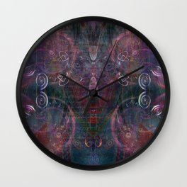 Infinite Correlation Wall Clock