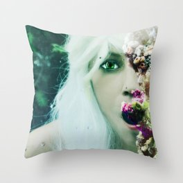 Embush Throw Pillow