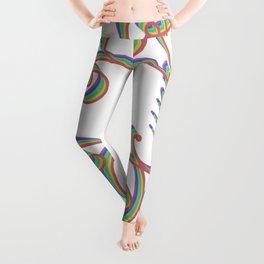Rainbow C**t Leggings