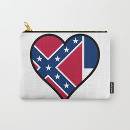 Love Mississippi Carry-All Pouch