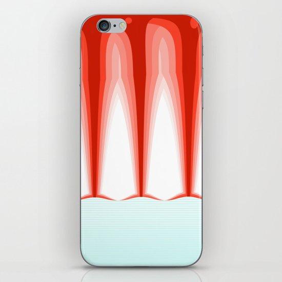 Hot Sun Mop. iPhone & iPod Skin
