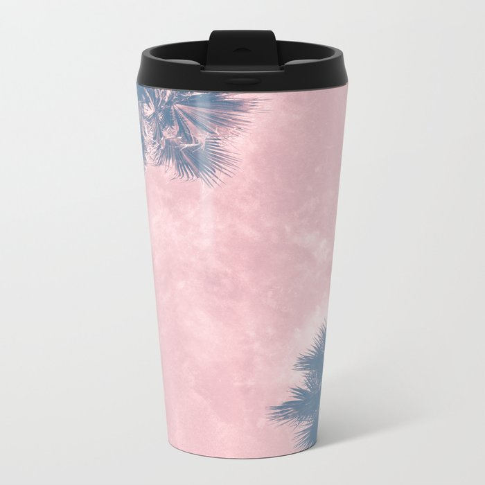 Tropical 1.00 Metal Travel Mug
