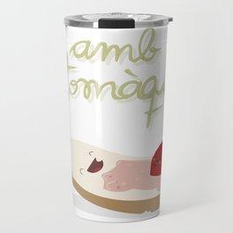 Pa amb tomàquet Travel Mug