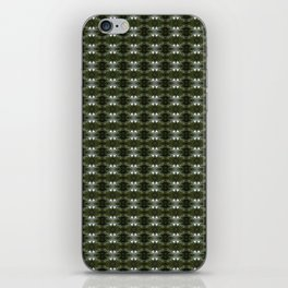 Old Growth Forest patterned iPhone Skin