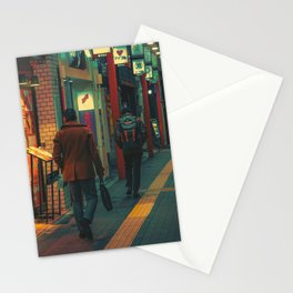 Passerby - Tokyo Photo Print Stationery Cards