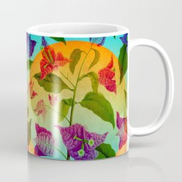 Bright Botanical Coffee Mug