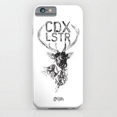 CDX LSTR #04 Slim Case iPhone 6s