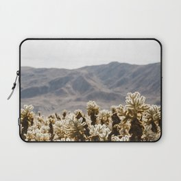 Cholla Cactus Garden Laptop Sleeve
