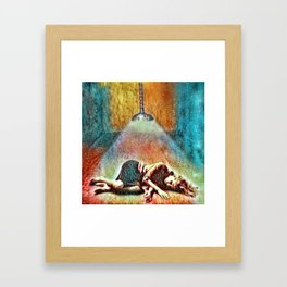 Morning Found Her Framed Art Print