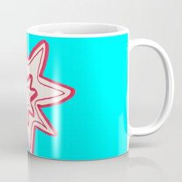 POW -  (Bright Blue) Coffee Mug