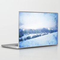 blanket Laptop & iPad Skins featuring Blanket by Astrid Ewing