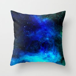 ζ Tegmine Throw Pillow