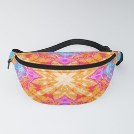 Portal of Thoughts - Human's imperfection forgiveness Fanny Pack