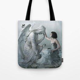 Comforting Angels Tote Bag