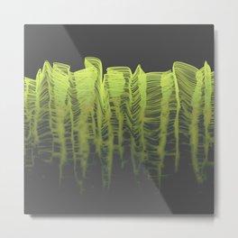 Ghost Wave (g) Metal Print