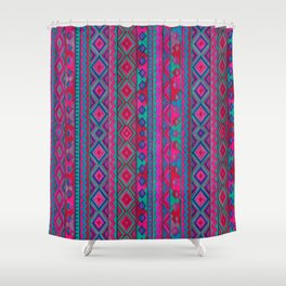Inkaya Shower Curtain
