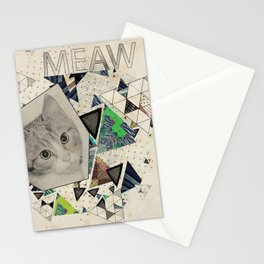 ░ MEAW ░ Stationery Cards