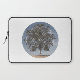 Free Tree Hugs - Geometric Photography Laptop Sleeve