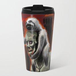 Planet Of The Sloths Travel Mug