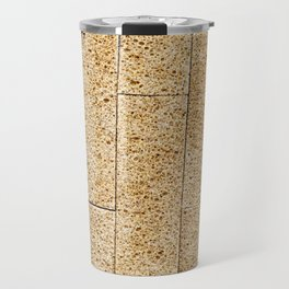 Dried wheat bread Travel Mug