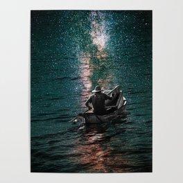 Fishing Stars Poster