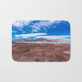 Piedras Rojas (Red Rocks), San Pedro de Atacama Desert, Chile Bath Mat