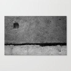 cut out Canvas Print