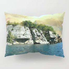Golden Sky Over the Mountain - Mohonk Pillow Sham