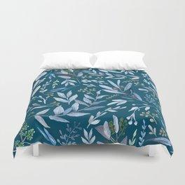 Eucalyptus Blue Duvet Cover
