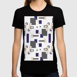 Bauhaus-esque Mid Century Modern 2 T-shirt