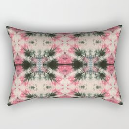 Fireworks Shibori Rectangular Pillow