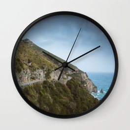 Dream road Wall Clock