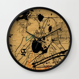 dithering 17 Wall Clock