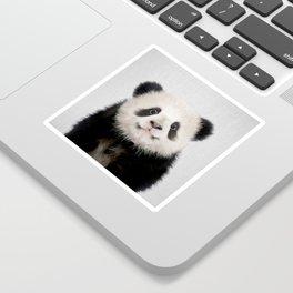 Panda Bear - Colorful Sticker