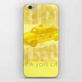 Ride in Style iPhone Skin