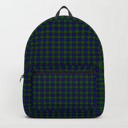 Murray Tartan Backpack
