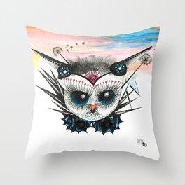 Uni Throw Pillow