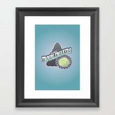 Tribble Troublemakers Framed Art Print