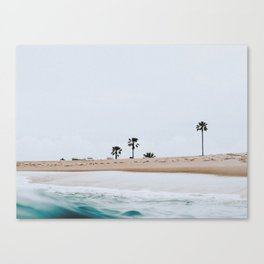 newport beach, california Canvas Print